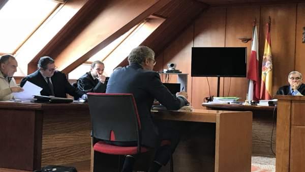 Declaración del teniente coronel Lorenzo Bárez en el juicio