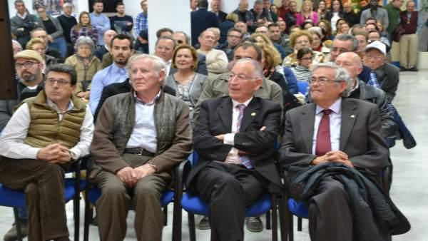 Representantes del PP Roquetas del Mar