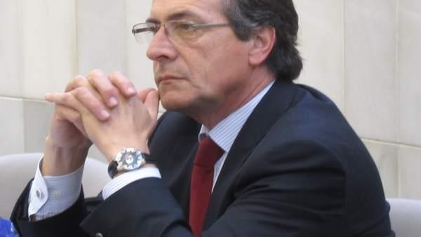 L'exalcalde de Santa Pola Miguel Zaragoza (PP), en llibertat després de ser detingut per prevaricació