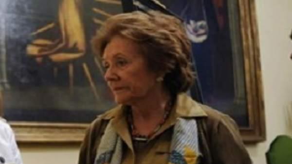 Carmen Pérez en una imagen de archivo