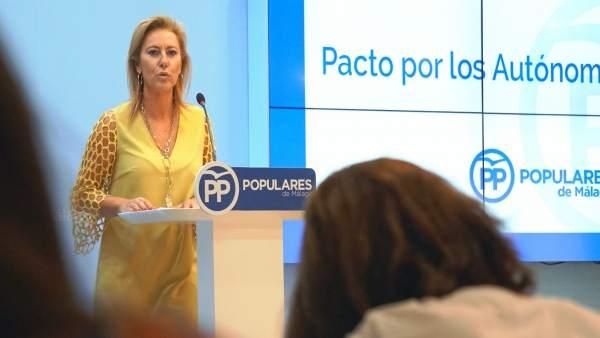 Carolina España, PP.