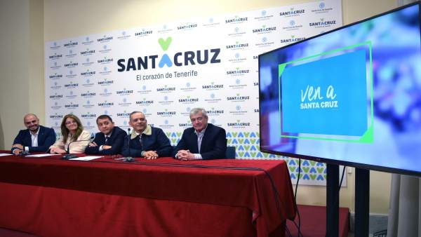 Presentación de 'Ven a Santa Cruz'