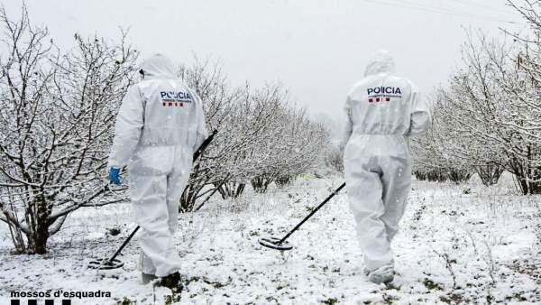 Mossos d'Esquadra investigan el crimen de Susqueda