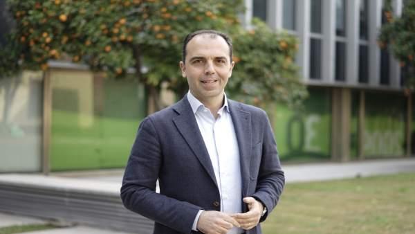 El portavoz de Ciudadanos en el Ayuntamiento de Sevilla, Javier Millán