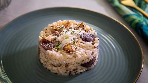 Cómo emplatar arroz como un auténtico chef