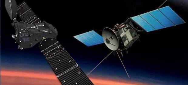 Mars Express y ExoMars
