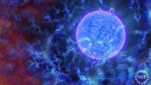 Científicos detectan las primeras estrellas que brillaron en el Universo