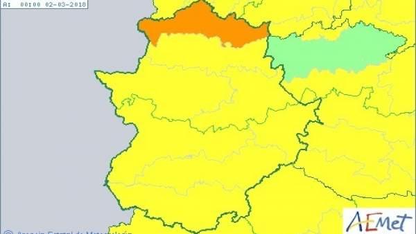 Mapa 1 de marzo
