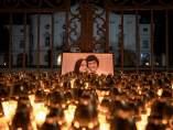 Homenaje a Jan Kuciak y a su novia, abatidos a disparos por una investigación periodística