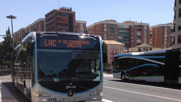 La Línea de Alta Capacidad (LAC) en Granada