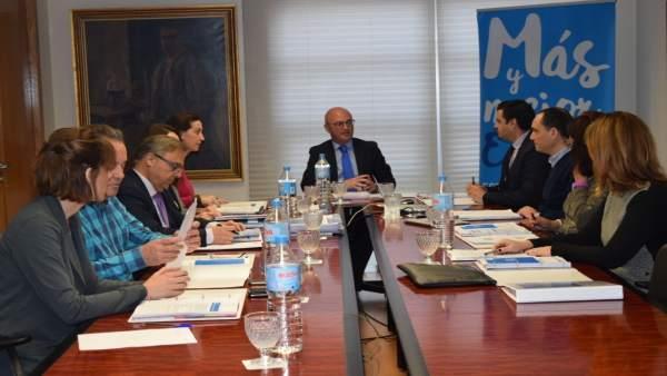Juan Hernández Preside La Comisión De Seguimiento