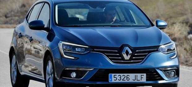 8- Renault Mégane