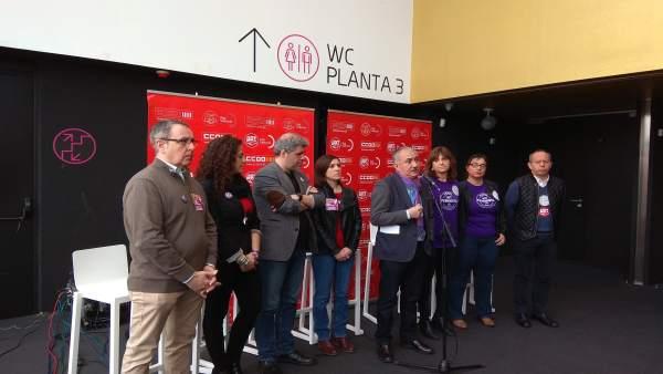 Asamblea por la huelga del 8M en València