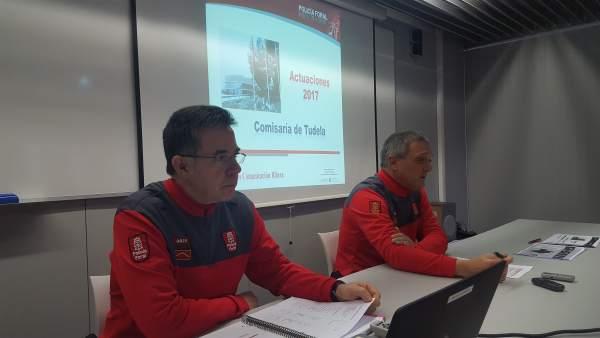 Miguel Ángel Escudero y Torcuato Muñoz.