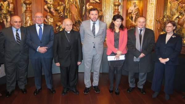 Autoridades y expertos presentan la candidatura a Patrimonio de la Humanidad