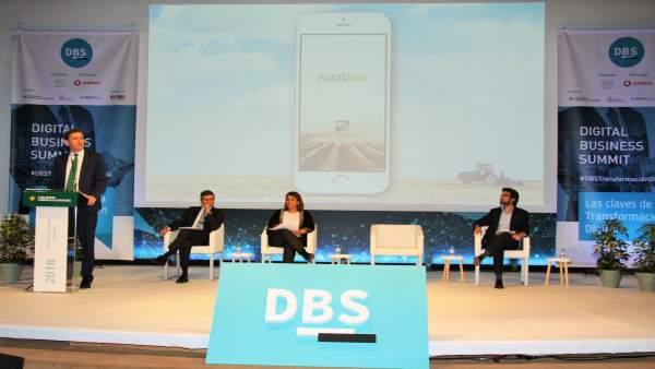 Martín en 'Digital Business Summit'
