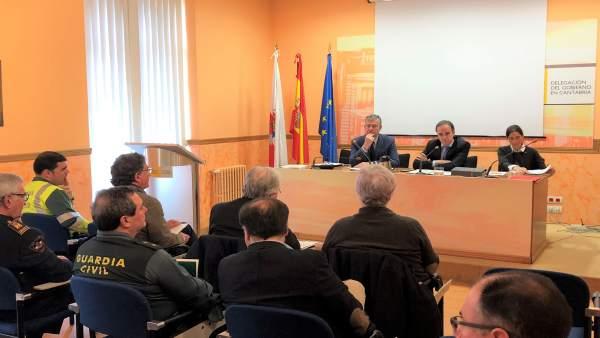 Reunión de la Comisión Autonómica del Consejo de Tráfico y Seguridad Vial