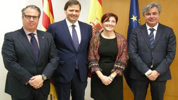 María Teresa Guelbenzu toma posesión como Jefa de Tráfico de Tarragona