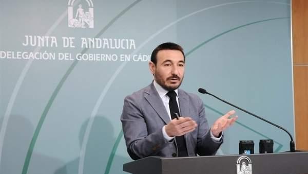 Fernando López Gil, viceconsejero de la Presidencia de la Junta