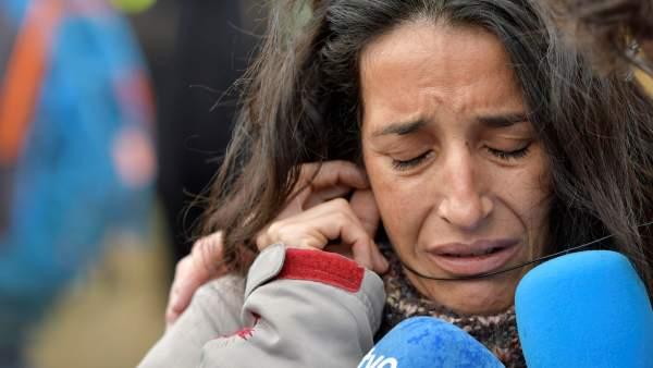 Niño desaparecido en Níjar