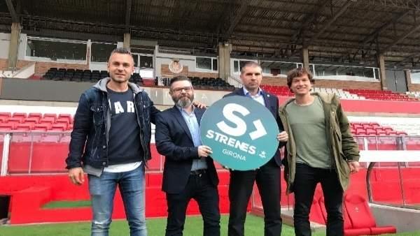 El Strenes y el Girona FC acuerdan que Montilivi acoja conciertos