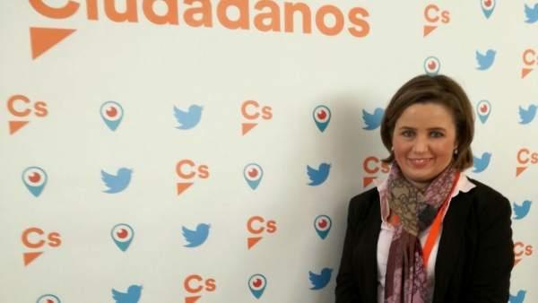 La portavoz de Ciudadanos en Motril, Lola Sánchez