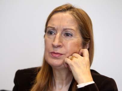 Ana Pastor, presidenta del Congreso de los Diputados.
