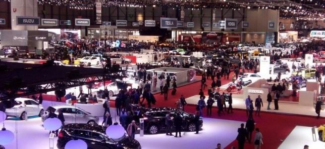 Salón del Automóvil de Ginebra