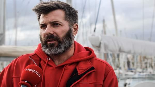 Ricardo Gatti, capitán Proactiva Open Arms