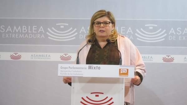 Victoria Domínguez (Cs)
