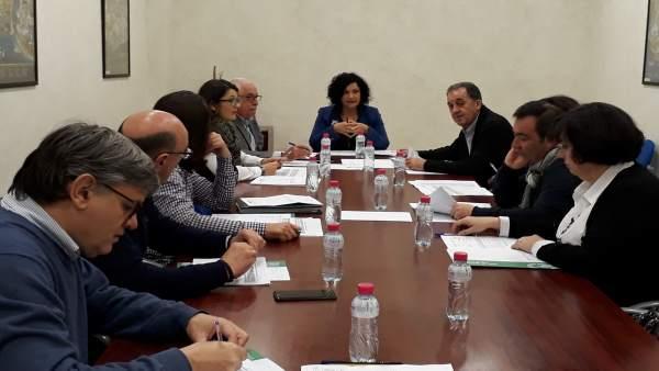 Reunión de la Comisión de Prevención de Riesgos Laborales