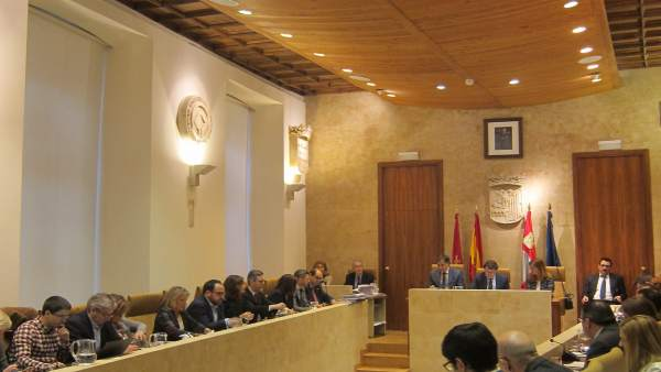 Pleno del Ayuntamiento de Salamanca este viernes