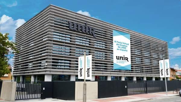 Imagen landing III Feria Empleo UNIR en España