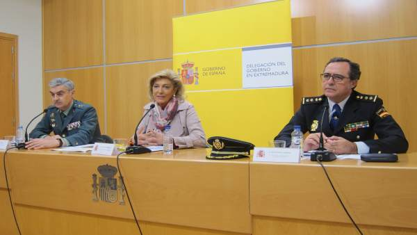 Extremadura Criminalidad