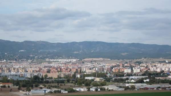 Vista Panorámica De La Ciudad De Córdoba