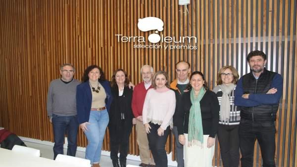 Jurado del Jaén Selección Terra Oleum 2018