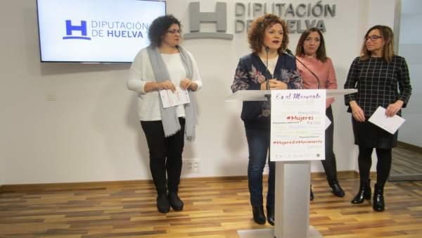 Nota De Prensa Y Fotos De Hoy, 2 De Marzo, Actos Dia De La Mujer