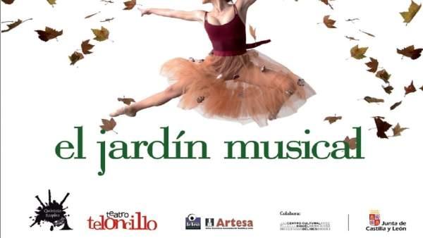 El Jardín Musical, en Pedrajas este sábado.