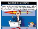 El misil de Putin