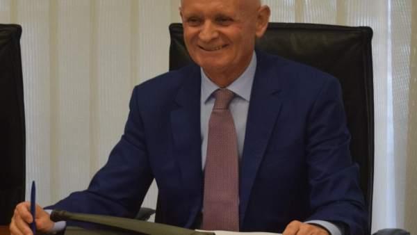 El diputado regional del PP, Domingo Coronado