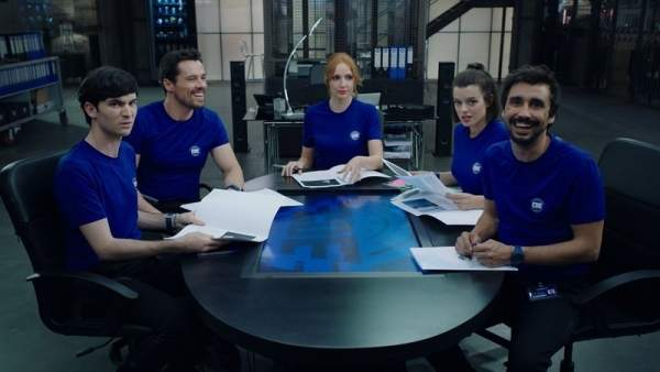 Cuerpo de élite amplía la temporada a 13 capítulos
