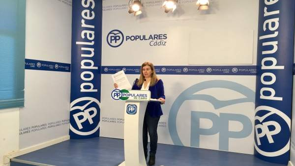La parlamentaria popular, Teresa Ruiz-Sillero
