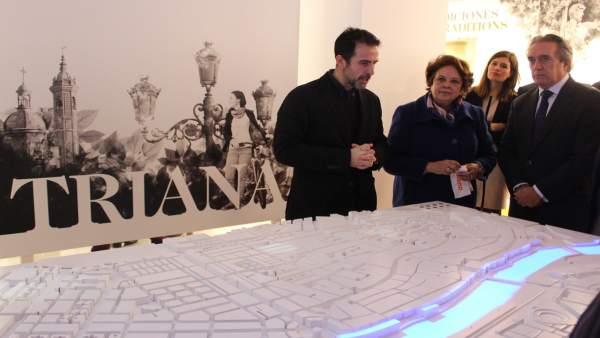 Presentación de City Expert en Triana