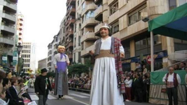 La Magdalena arranca aquest dissabte amb la Cavalcada del Pregó com a acte central
