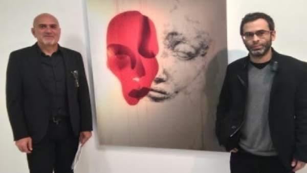 Inauguración de la exposición sobre Almodovar