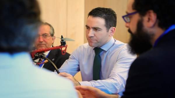 El diputado 'popular' Teodoro García