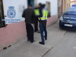 Operación Policía Zamora y Valladolid