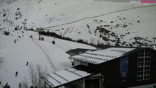 Estación de Sierra Nevada