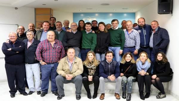 El PP de El Ejido elige a Francisco Góngora como candidato para 2019