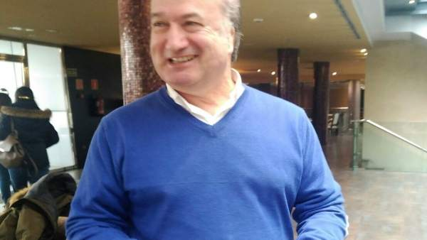 Luis Venta en Oviedo.